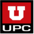 A photo of the UPC Logo