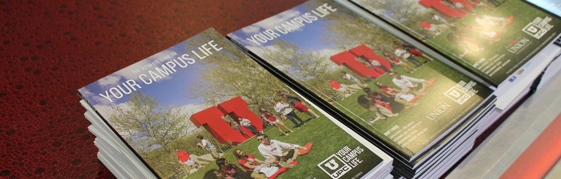 Click to read about the Union's Your Campus Life guidebook.