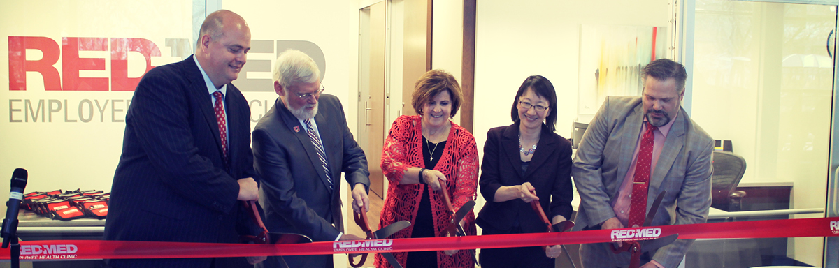 RedMed Employee Health Clinic Opens!
