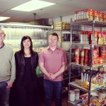 Food Pantry Moves to the Union
